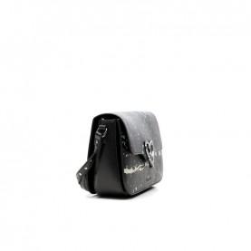 Desigual 20WAXPC2 black shoulder bag