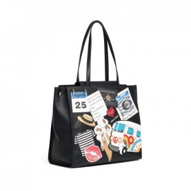 Braccialini B14463 Stickers shopping bag