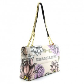 Braccialini B14302 Britney flower chanel bag