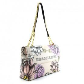 Braccialini B14302 Britney flower chanel bag