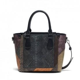 Desigual 20WAXPDE patchwork bag