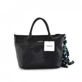 Desigual 20WAXPC4 black handle bag