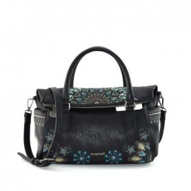 Desigual 20WAXPAZ black and blue bag