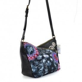 Desigual 20WAXACS black shoulder bag