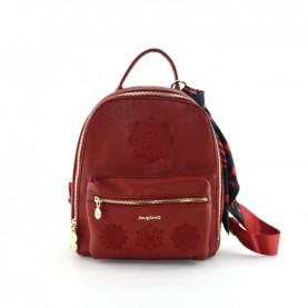 Desigual 20WAXP38 bordeaux backpack