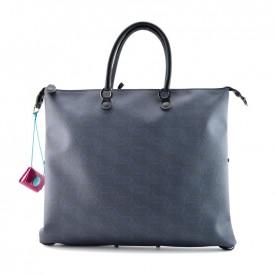 Gabs G3 Plus L studio bag printed g-cube cobalt black
