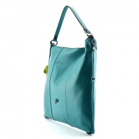 Gabs Sofia L topaz leather bag