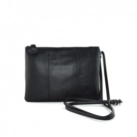 Gabs Beyonce S black leather bag
