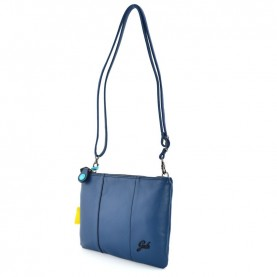 Gabs Beyonce S night blue leather bag