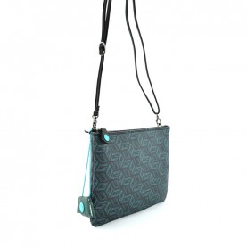 Gabs Beyonce M g-cube topaz and black bag