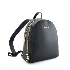 Trussardi jeans 75B00969 Mosca black backpack