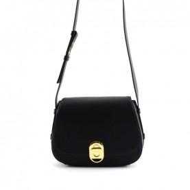 Trussardi jeans 75B01002 Boston black shoulder bag