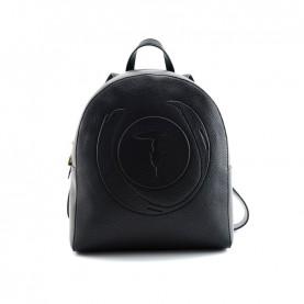 Trussardi jeans 75B01025 Faith black backpack