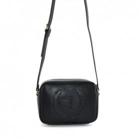 Trussardi jeans 75B01033 Faith black camera case bag