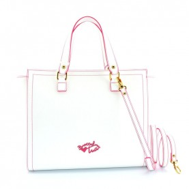 Braccialini B12060 Tua Basic white bag