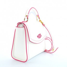 Braccialini B12063 Tua Basic white bag