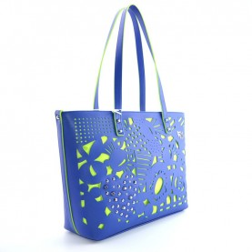 Braccialini B12080 Tua Summer blue bag