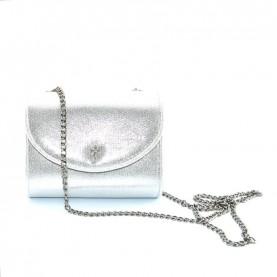 Menbur 44925 silver clutch