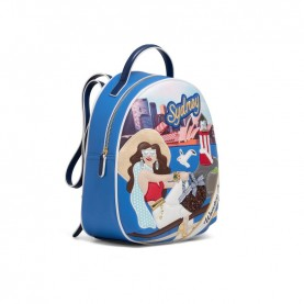 Braccialini B12798 Tua Cartoline backpack Sydney