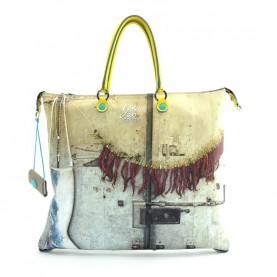 Gabs G3 Plus L studio bag printed 390 porta