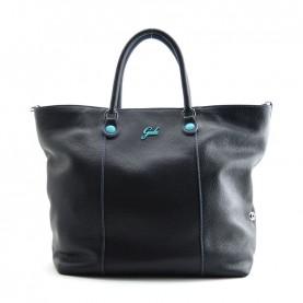 Gabs G-shop M bag ruga leather black