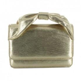 Menbur 84436 platinum clutch with bow