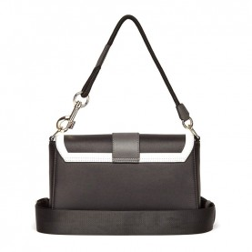 Trussardi jeans 75B00561 Dreambox black bag