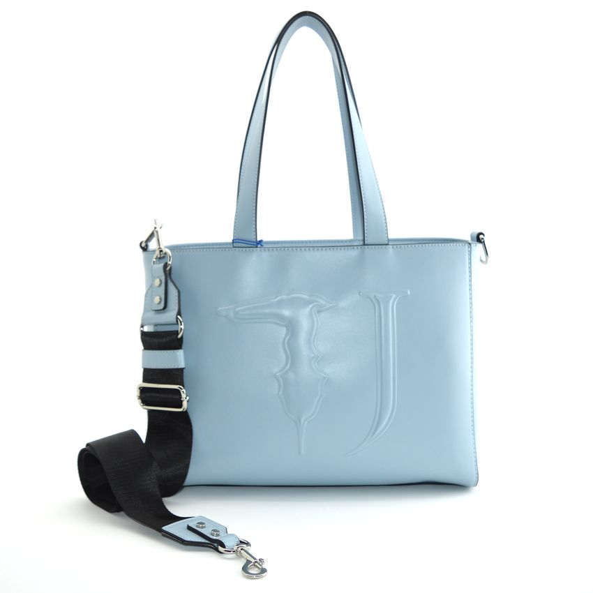 77ade54154 art. 75B00640 9Y099999 T-Easy tote lg ecoleather monocolor E151 ...