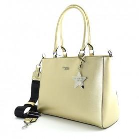 Trussardi jeans 75B00670 T-Easy star gold bag