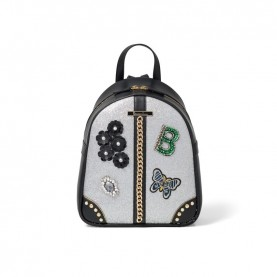Braccialini B14113 backpack Rock glitter