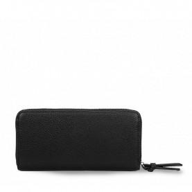 Cult 9863 black zip around wallet