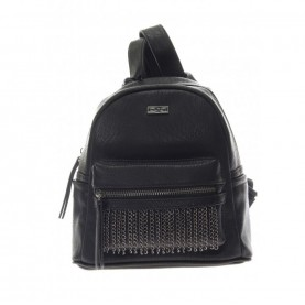 Cult 9857 black backpack