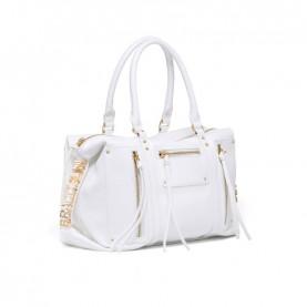 Braccialini B16050 white Ginger duffle bag