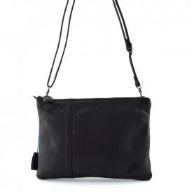 Gabs Beyoce M black soft black leather bag