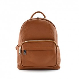 Caleidos 04C-36CU cuoio leather backpack