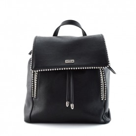 Cult 2585 black backpck with studs profiles