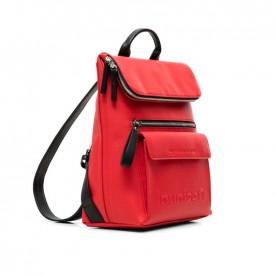 Desigual 21SAKP08 red backpack