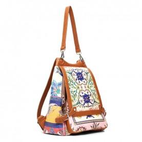 Desigual 21SAKP20 boho backpack bag