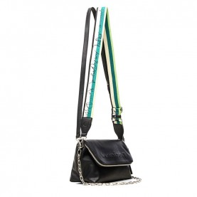 Desigual 21SAXP41 black crossbody bag