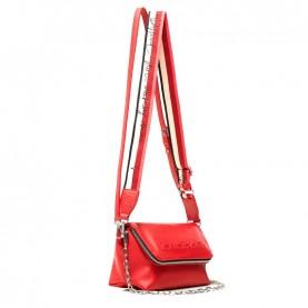 Desigual 21SAXP41 red crossbody bag