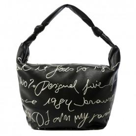 Desigual 21SAXP76 black satchel bag