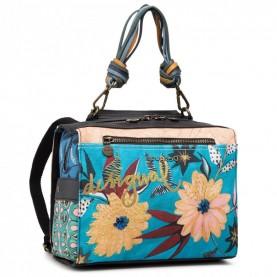 Desigual 21SAXABD blue backpack bag