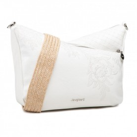 Desigual 21SAXP13 white shoulder bag