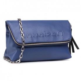 Desigual 21SAXP41 blue crossbody bag