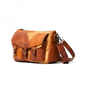 Desigual 21SAXPBT camel shoulder bag