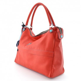 Gabs Emilia M tulip soft basic leather bag