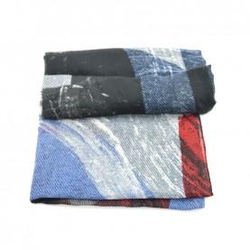 Desigual 19WAWA27 2070 printed foulard