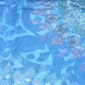 Desigual 19WAWA18 5000 printed foulard
