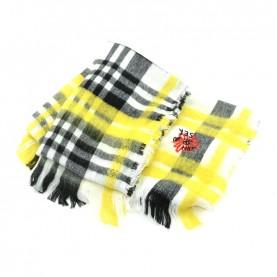 Desigual 19WAIA01 1001 yellow scarf