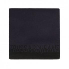 Trussardi Jeans  57Z00143 blue scarf